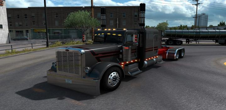 Photo of ATS – Rollin Peterbilt 389 Update Fixed 11/30/20 (1.39.x)