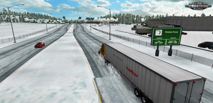 Photo of ATS – Western Star Dealer Update for Dalton And Elliot Hwy Extreme V1.0 (1.39.x)