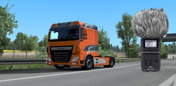 Photo of ETS2 – Daf Xf Euro 6 Paccar Mx 13 Sound (1.39.x)