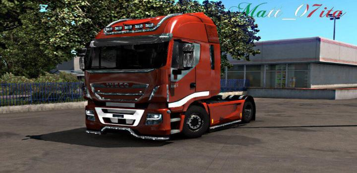 Photo of ETS2 – Iveco Hi-Way Chrome V1 (1.39.x)
