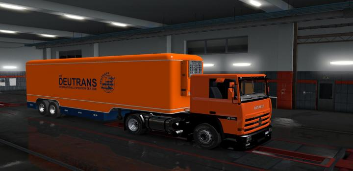 Photo of ETS2 – Renault Major (1.39.x)