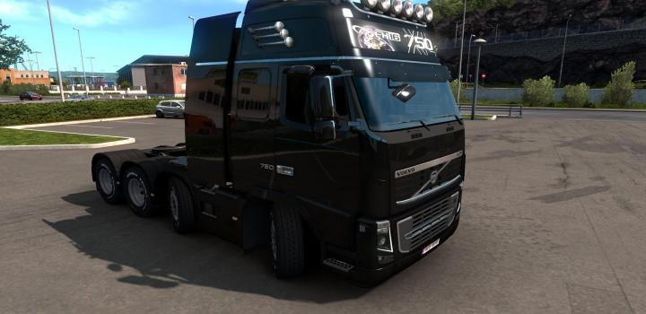 Photo of ETS2 – Volvo Fh16 2009 Heavy Duty Addon V2 (1.39.x)