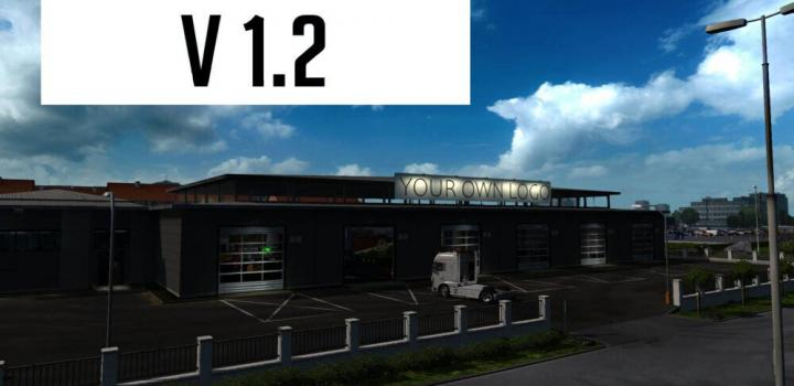 Photo of ETS2 – Your Own Garage V1.2 (1.39.x)
