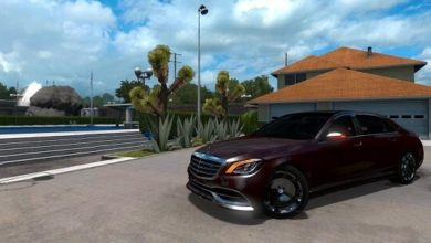 Photo of ATS – Mercedes-Benz S650 Maybach 2018 V5.0 (1.39.x)