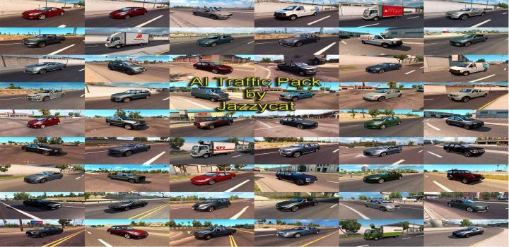 Photo of ATS – Ai Traffic Pack V10.0 (1.39.x)