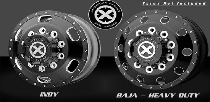 Photo of ATS – American Racing Atx Series Rims (1.39.x)