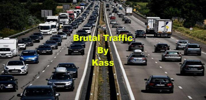 Photo of Brutal Traffic V1 ATS 1.39