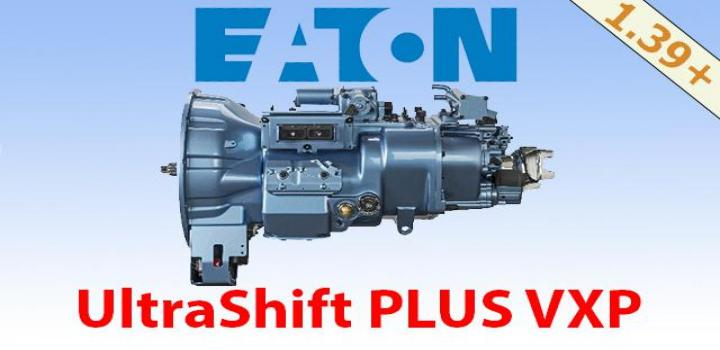 Photo of ATS – Eaton Fuller Ultrashift Plus Vxp V1.0 (1.39.x)