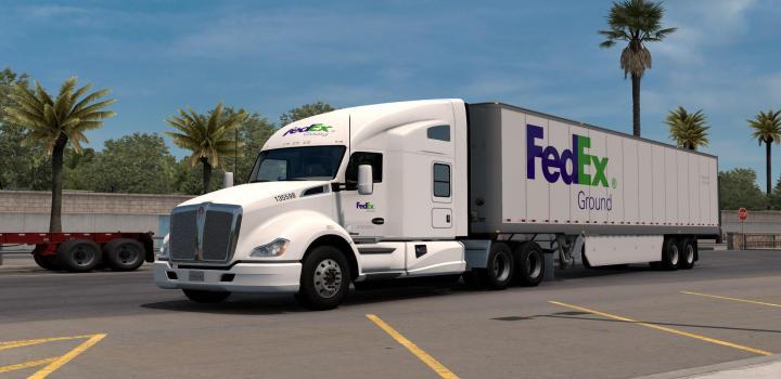 Photo of Fedex Ground Pack V1.0 ATS 1.39