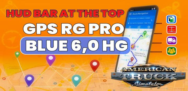 Photo of ATS – Gps Rg Pro Blue Hg V6.0 (1.39.x)