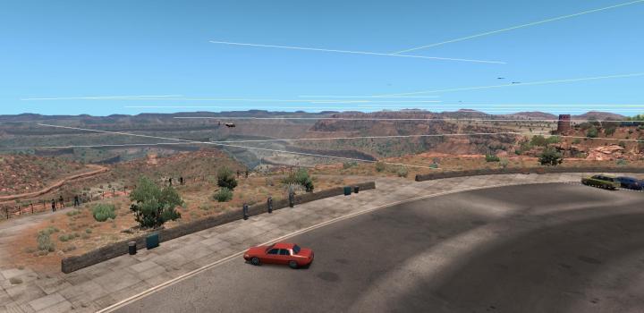 Photo of ATS –  Grand Canyon Rebuild V1.2 (1.39.x)