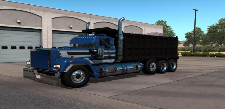 Photo of Mack Superliner Truck ATS 1.39