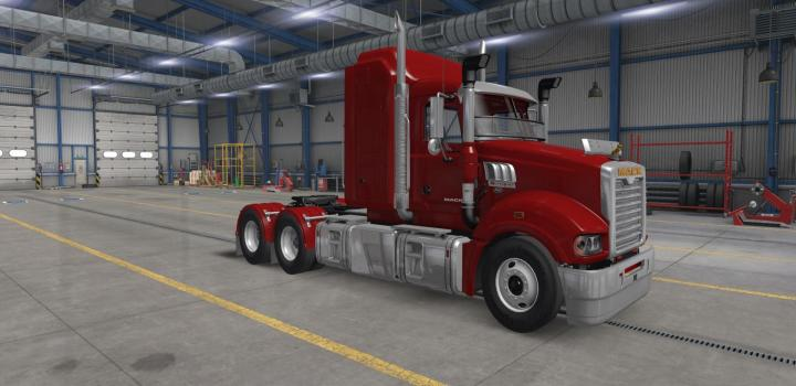 Photo of ATS – Mack Superliner V1.0 (1.39.x)