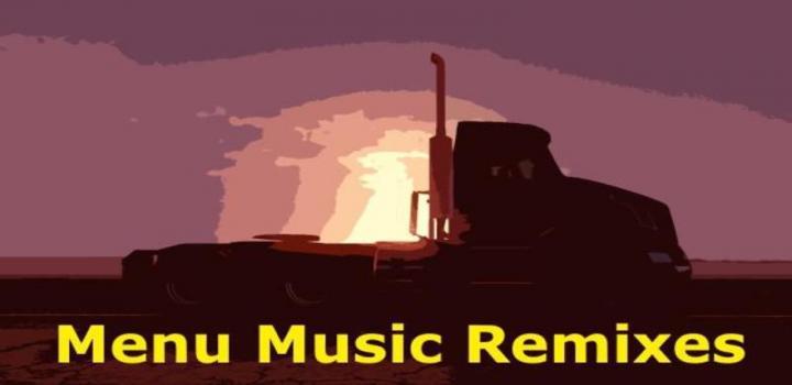 Photo of ATS – Menu Music Remixes V1.2 (1.39.x)