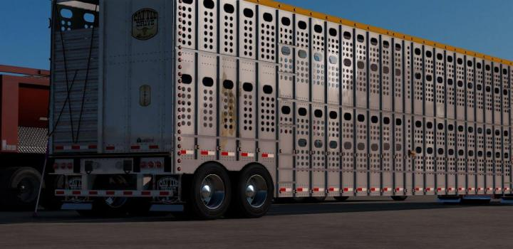 Photo of Merritt Livestock Trailer V1 ATS 1.39