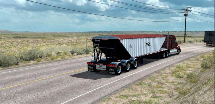 Photo of Ownable Lode King Prestige Trailer V24.01.21 ATS 1.39