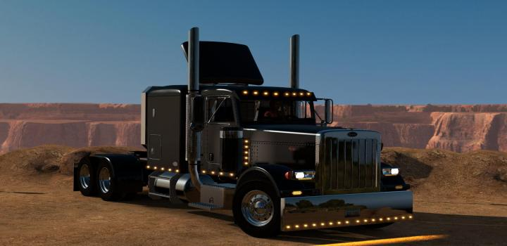 Photo of ATS – Peterbilt 389 Modified V2.2.7 (1.39.x)