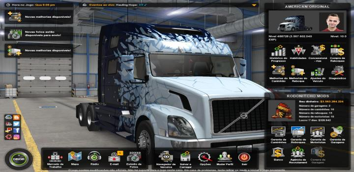 Photo of Profile Mod ATS 1.39