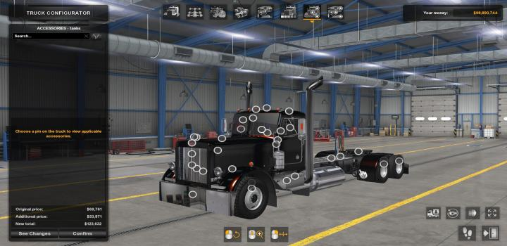 Photo of ATS – Rta Peterbilt 359 Edit V2.0 (1.39.x)