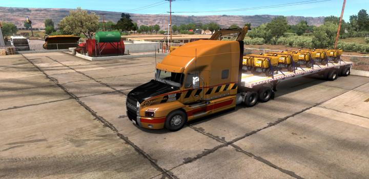 Photo of ATS – The Ravens Eclipse Flatbed (1.39.x)