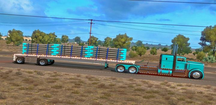 Photo of ATS – The Ravens Eclipse Flatbed Ownable (1.39.x)