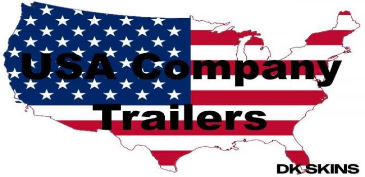 Photo of Usa Company Trailer Pack V1.0 ATS 1.39