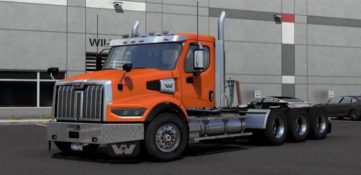 Photo of ATS – Western Star 49X Reworked V1.3.1 (1.39.x)
