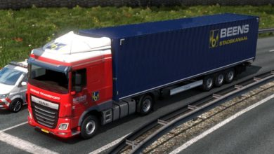 Photo of ETS2 – Beens & ZN. B.V. Stadskanaal for Krone (1.39.x)