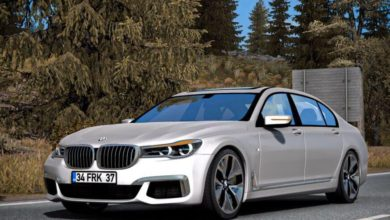 Photo of ETS2 – Bmw 760 Li Xdrive (1.39.x)