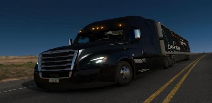 Photo of ETS2 – Cascadia Air Horn for All Scs Trucks V1.0.1 (1.39.x)