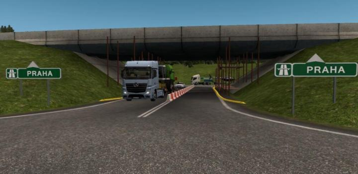 Photo of ETS2 – Czech Map (1.39.x)
