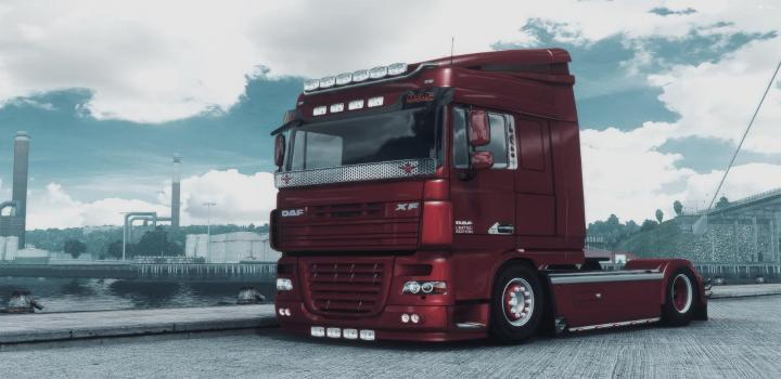 Photo of ETS2 – Daf Xf 105 Koseoglu (1.39.x)