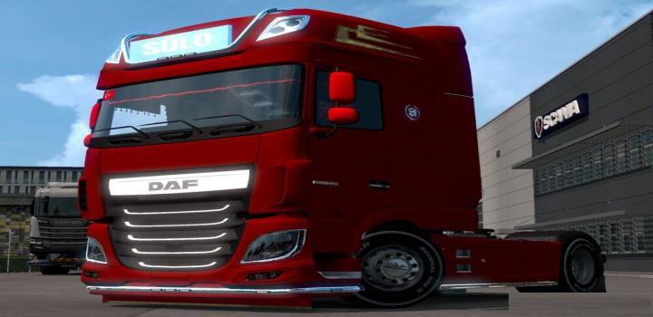Photo of Daf Xf Euro 6 Sulo Truck ETS2 1.39