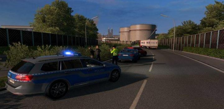 Photo of ETS2 – Daniels Random Events V1.3.2.1 (1.39.x)