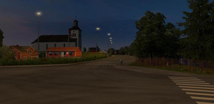 Photo of ETS2 – Finnmark Mod – Beta (1.39.x)