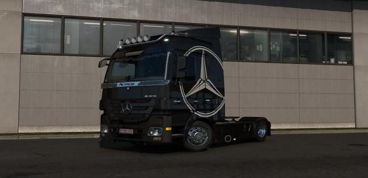 Photo of Low Deck Chassis Addons for Schumis Trucks V4.8.1 ETS2 1.39