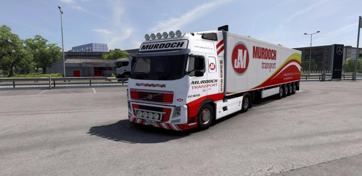 Photo of ETS2 – Murdoch Combo Skin V1.0 (1.39.x)
