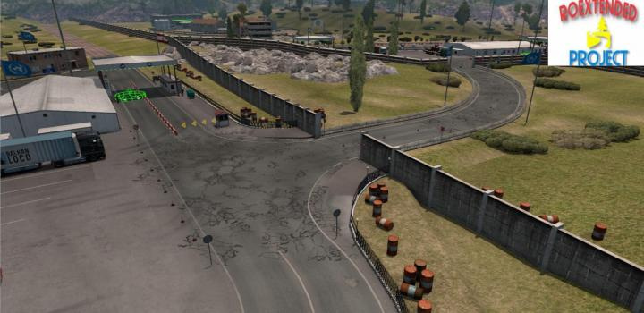 Photo of Open Border Between Israel And Lebanon Roex Fix ETS2 1.39