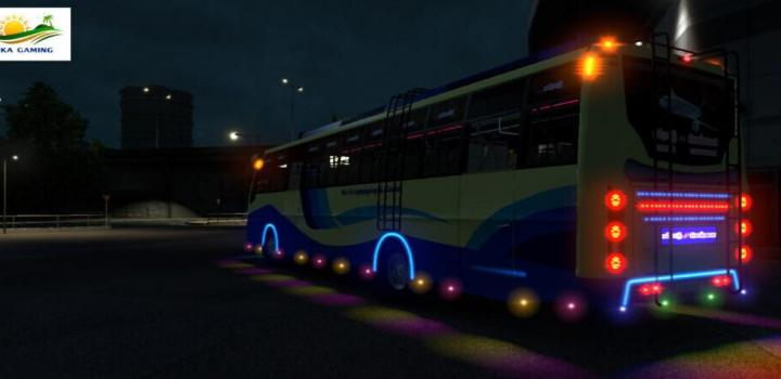 Photo of ETS2 – Private Bus (1.39.x)