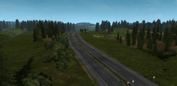 Photo of ETS2 – Projekt Cesko V0.2 – A Better Czechia (1.39.x)