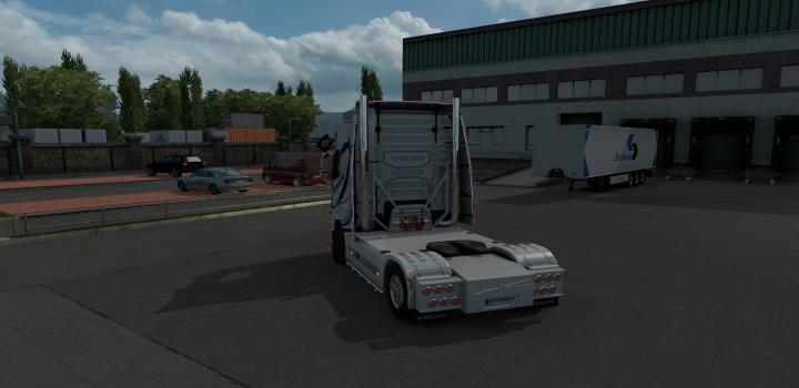 Photo of ETS2 – Quick Jobs Tuned Trucks Fixed V4.39 (1.39.x)