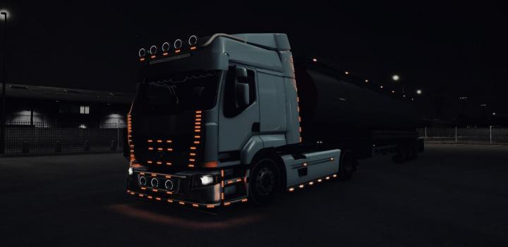 Photo of ETS2 – Renault Premium And Tanker Trailer (1.39.x)