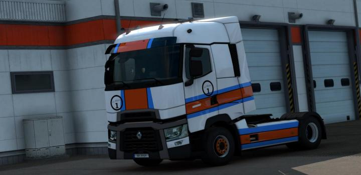 Photo of ETS2 – Renault Range T Le Mans V1.0 (1.39.x)
