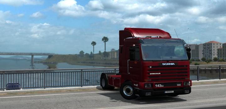 Photo of ETS2 – Scania 143 – Improvements (1.39.x)