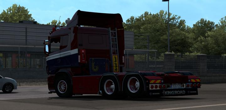 Photo of ETS2 – Scania Rjl R&4 Lowered Chassis (1.39.x)