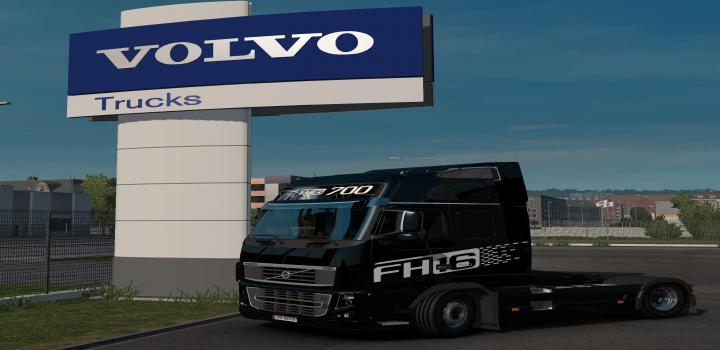 Photo of Skinpack for Volvo Fh 3Rd Generation ETS2 1.39