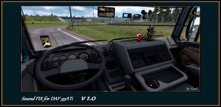 Photo of ETS2 – Sound Fix For Daf 95 Ati V1.0 (1.39.x)