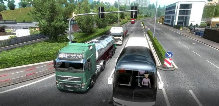 Photo of ETS2 – Traffic Trucks Smoke V1.0 (1.39.x)