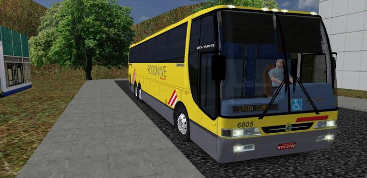 Photo of Vistabuss 1999 6X2 ETS2 1.39