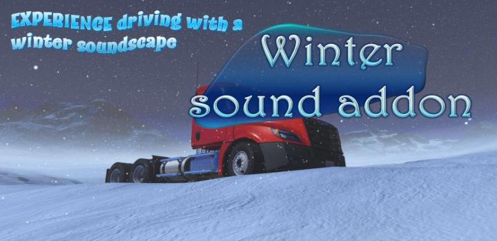 Photo of ETS2 – Winter Sound Addon For The Sound Fixes Pack (1.39.x)
